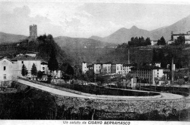 Caprino Bergamasco comune Bergamo