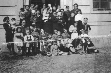 Caprino Bergamasco nel 1941