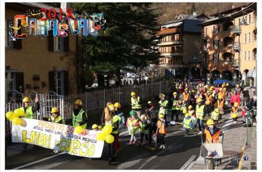 Carnevale Piazza Brembana - Valnegra Bg