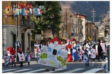 Carnevale Piazza Brembana - Valnegra Fotografie