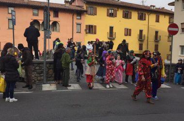 Carnevale a Colzate