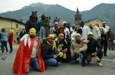 Carnevale di Moio de Calvi