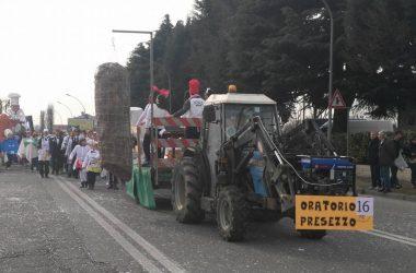 Carro Carnevale di Presezzo