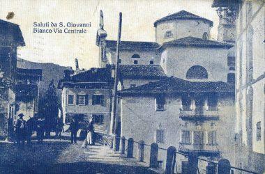 Cartoline vecchie San Giovanni Bianco