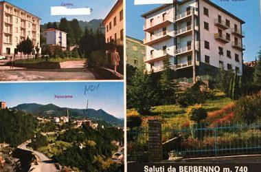 Cartolina Berbenno 1970
