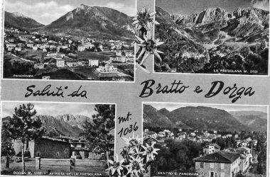 Cartoline Brato Dorga Castione Della Presolana