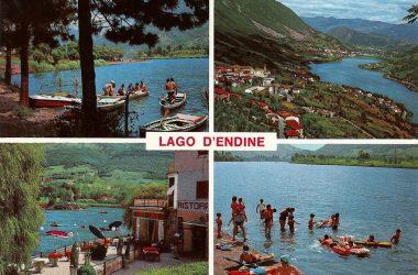 Cartoline Lago di Endine