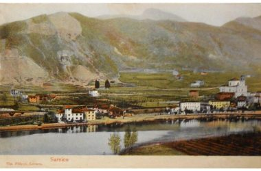 Cartoline Postali anni 1890 - 1902 di Sarnico