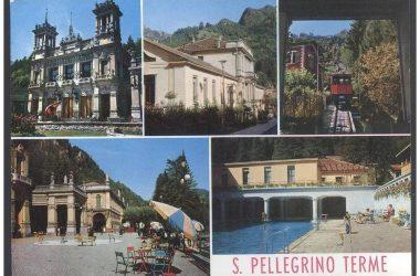 Cartoline San Pellegrino Terme