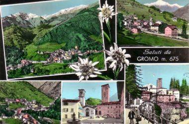 Cartoline Vecchie di Gromo