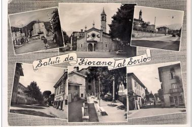 Cartoline da Fiorano al Serio