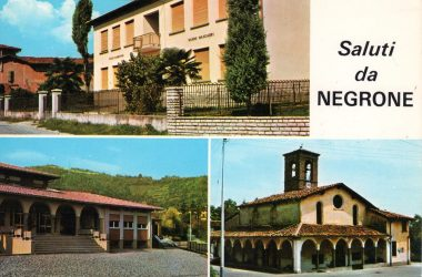 Cartoline da Negrone Scanzorosciate