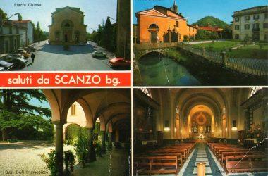 Cartoline da Scanzorosciate