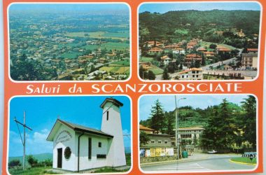 Cartoline da Scanzorosciate Bg