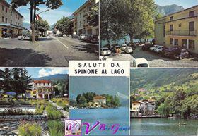 Cartoline da Spinone al Lago