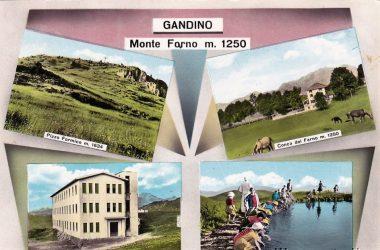 Cartoline dal Monte Farno Gandino