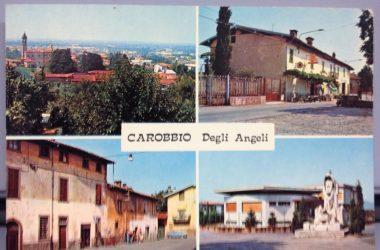 Cartoline storiche Carobbio degli Angeli
