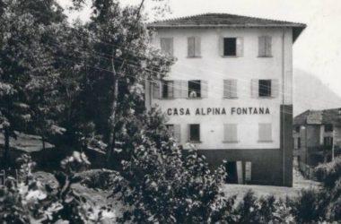 Casa Alpina Fontana Selvino