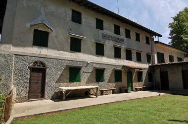 Casa Montana Orenga Gandino