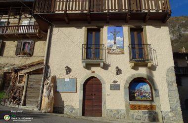 Casa degli Alpini di Bracca