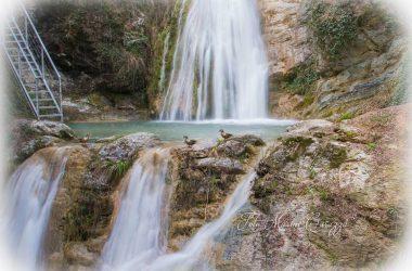 Cascata di Luzzana