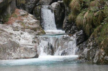 Cascate Valle Vertova