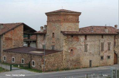 Cascine storiche a CURNO Bergamo La CARLINGA