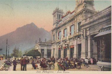 Casinò di San Pellegrino Terme nel 1907