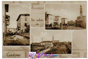 Casrtoline storiche Curno 1938