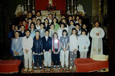 Castel Rozzone Cresima 1985