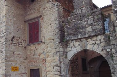 Castelli Calepio Il vecchio borgo medievale di Calepio