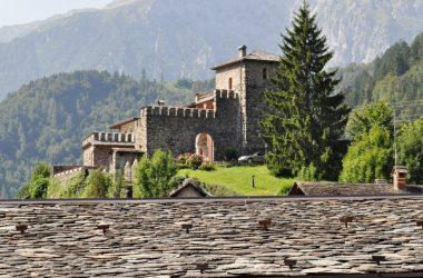 Castello Priacini di Gromo