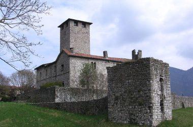 Castello dei Suardi Bianzano