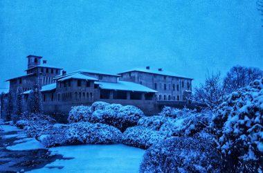 Castello di Pagazzano Inverno