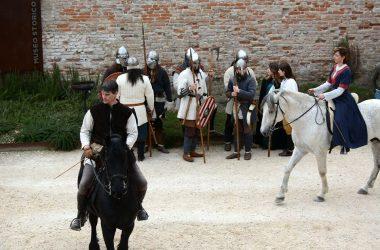 Castello di Pagazzano rievocazione