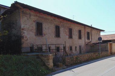 Castello località Padergnone Zanica (BG) ex Mulino