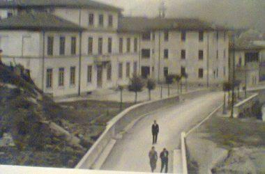 Castro Anno 1930 le scuole prima del crollo