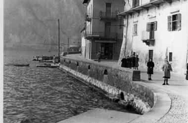 Castro Lungo lago anno 1954