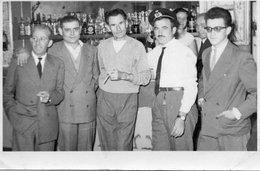 Castro Osteria Vulcano 1955 -1960
