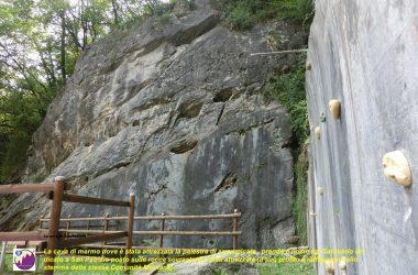 Cava di Marmo Santuario di San Patrizio - Colzate
