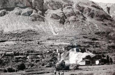 Cava di Volpinite e chiesa Costa Volpino