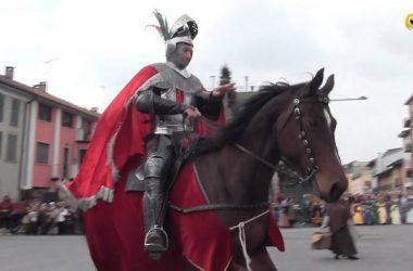 Cavaliere rievocazione 2016 treviglio