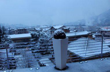 Cene con la neve