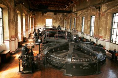 Centrale Idroelettrica di Crespi d'Adda