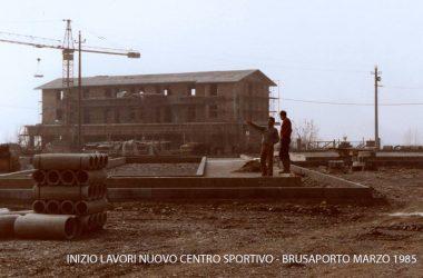 Centro Sportivo Brusaporto 1985