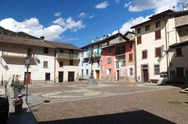 Centro di Piazzolo Valle Brembana