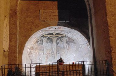 Cerete Alto Bergamo Cappella dei Caduti