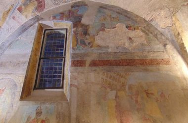 Cerete Alto Bergamo Cappella dell'Annunciata o Cappella Marinoni