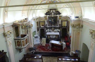 Cerete Alto- Bergamo - Santuario Maria Bambina
