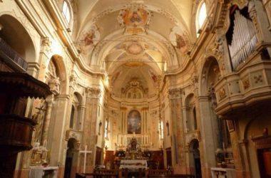 Cerete Alto Chiesa di San Filippo e Giacomo